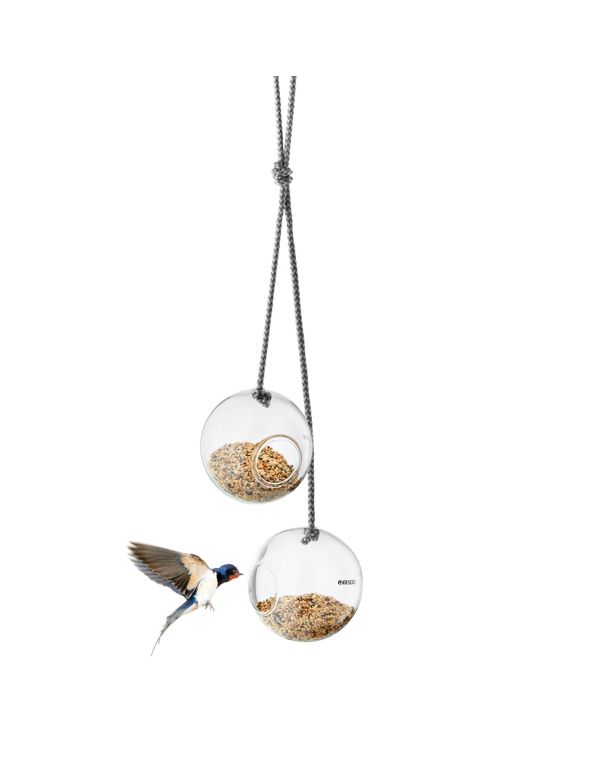 Eva Solo glass bird feeders 2
