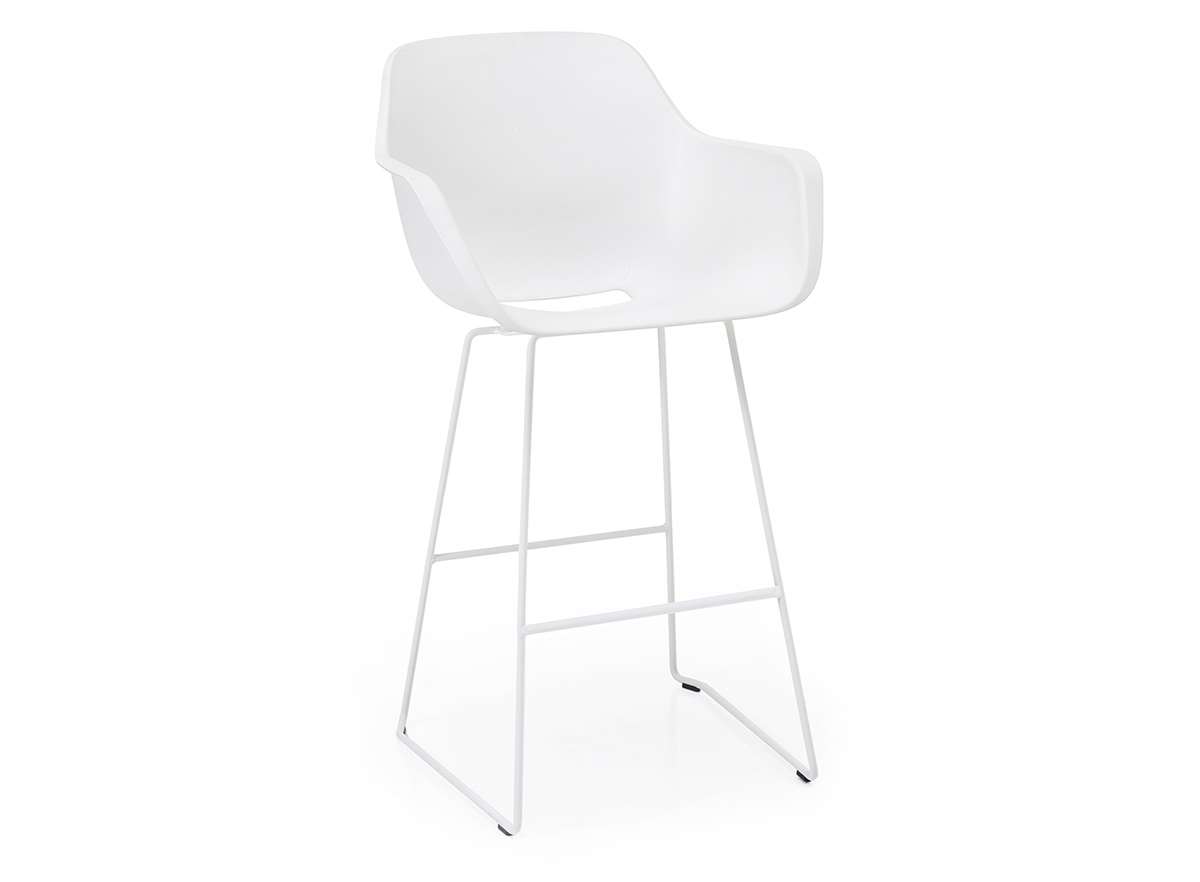 Captain's High Sliding Chair wit