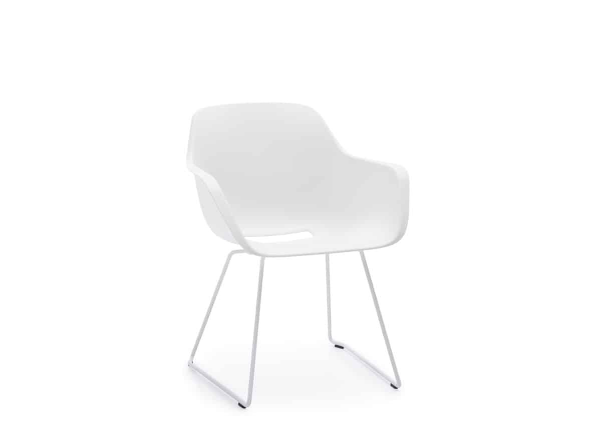 Captain's Sliding Chair wit